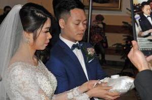 Ślub w społeczności wietnamskiej